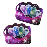 4 Pcs / Pack Fantastic Galaxy Star Sky Correction Correcting Tape Stationery Corrector Papeleria Student Gift School Supplies