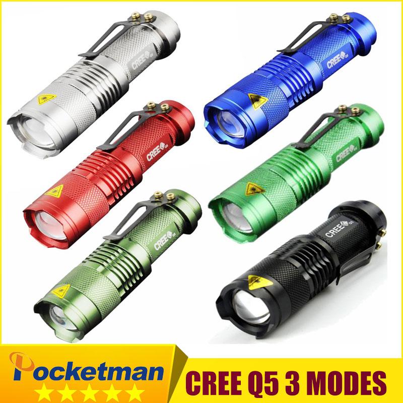 CREE flashlight tactical Q5 powerful led flashlight linternas luzes light torch zaklamp taschenlampe torcia mini lanterna 14500(China (Mainland))