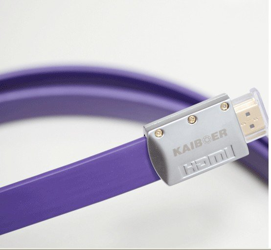 KAIBOER L-SERIES 5 Meters Hight-definition HDMI Cable, Full up 1080, Free Shipping(China (Mainland))