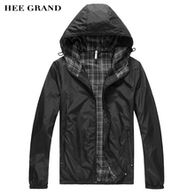 2016 New Big Sale Men Outdoor Jacket Men Hoodie Jacket Waterproof Jacket High Quality Masculino Jaqueta M-3XL MWJ093(China (Mainland))