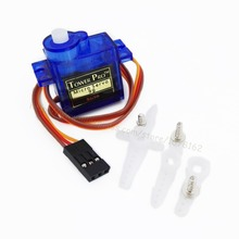 Buy 1set SG90 RC Mini micro 9g Servo RC 1.6 KG 250 450 helicopter boat car plane for $1.48 in AliExpress store