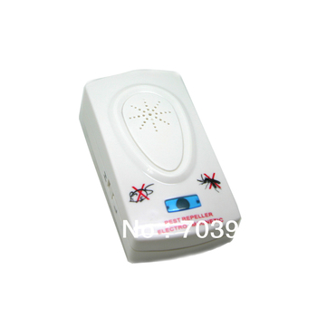 10pcs/lot Free shipping Hot sell Electromagnetic pest repellent repeller devices /Ultrasonic devices