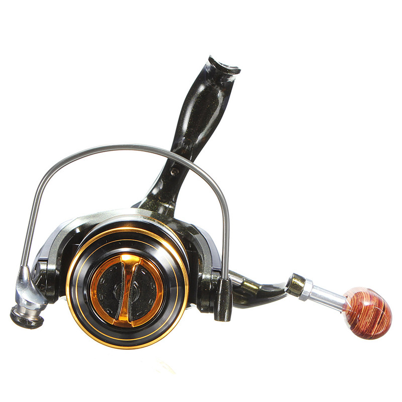 Hot selling 12+1BB Ball Bearing RUNNER 5.5:1 Metal Spinning Fishing Reel Roller Line Carp Fishing Wheel Spinning Reel<br><br>Aliexpress
