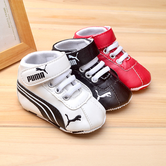 2015 new high-top baby shoes soft bottom baby boys girls first walkers infants toddler kids sneaker 3 color 0-18 months(China (Mainland))