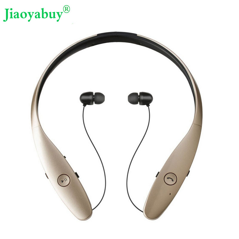 Jiaoyabuy Bluetooth Headset for iPhone Samsung LG Wireless Mobile Earphone Bluetooth Headphones for Mobile Phone(China (Mainland))