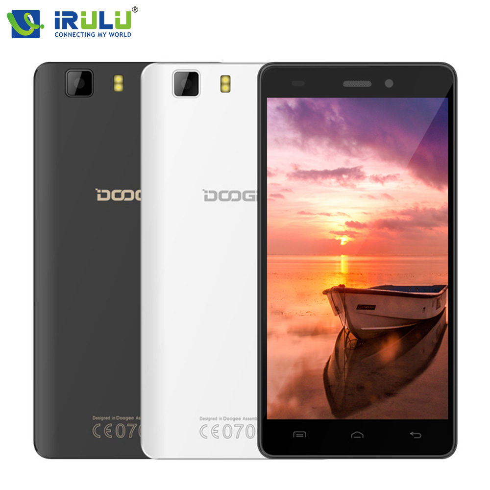 """Doogee X5 MTK6580 Quad Core Android 5.1 Smartphone 5.0"""" HD 1280*720 3G Dual Sim Dual Standby 1G RAM 8G ROM Mobile Phone(China (Mainland))"""
