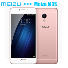 "Original Meizu M3S Meilan M3S Mobile Phone 2.5D Glass MT6750 Octa Core 5.0"" 2GB RAM 16GB ROM 13MP 3020mAh 4G LTE Fingerprint(China (Mainland))"