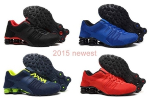 2015 New colors!wholesale mens running shoes chaussure homme men shox current shoe fashion outdoor sport zapatos hombre sneakers(China (Mainland))