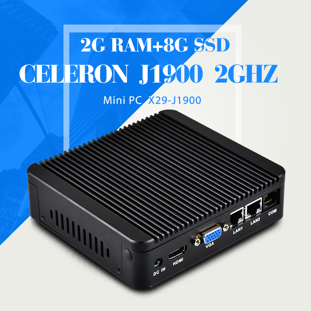 J1900 4*usb 2*RJ-45 2g ram 8g ssd with wifi thin client pc wifi thin client support win7/8/8.1/10 mini pc desktop computer(China (Mainland))