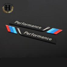 2X Styling ///M Performance Car Window Decorative Sticker M Power Fender Decal for BMW X3 X5 X6 E90 F30 F10 E46 E36(China (Mainland))