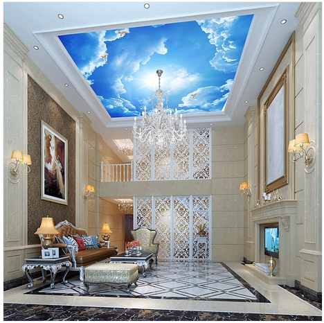 Painting wallpaper picture more detailed picture about for 3d wall mural painting
