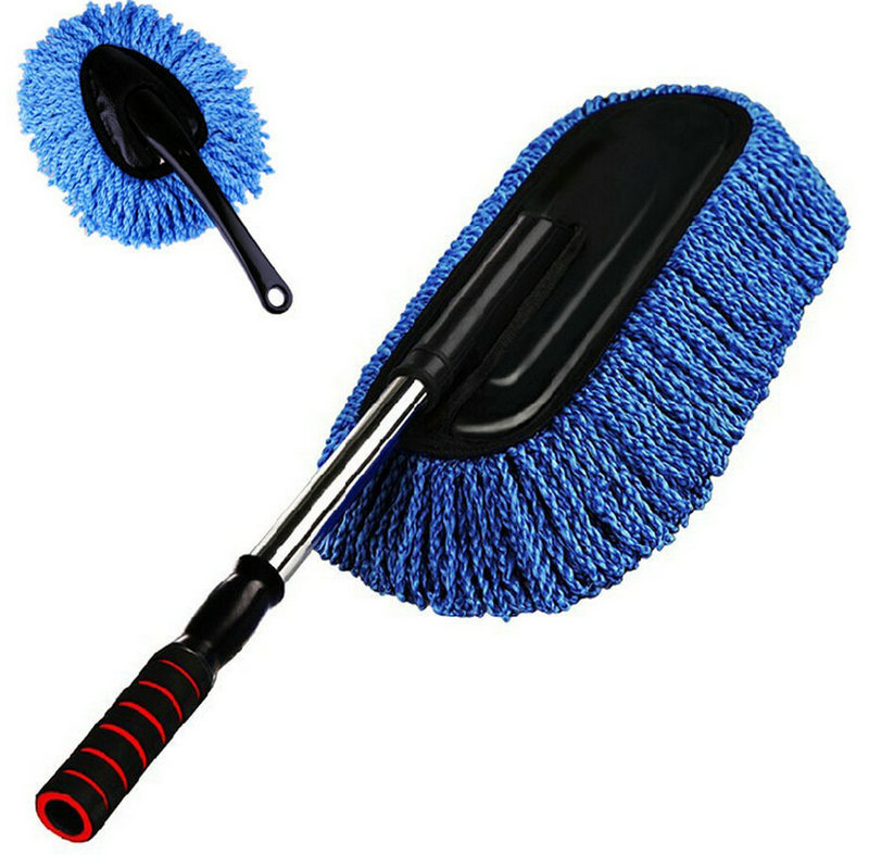 Multi-functional Car Duster Cleaning brush car styling Automobile car care clean tools Home car wash Brush Dusting Tool(China (Mainland))