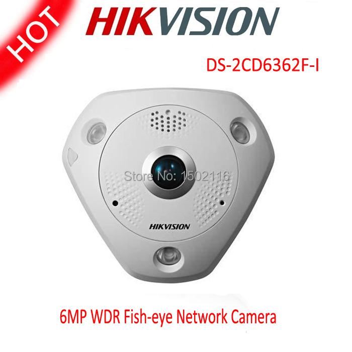 Hikvision ip camera ds 2cd6362f i 6mp 1080p hd hidden infrared 15m