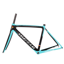 Buy Carbon Road Bike Frame 2017 Di2 Mechanical 500/530/550mm Super Light carbon road Frame+Fork+headset carbon bicycle frame for $339.15 in AliExpress store