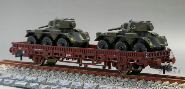 Cool Toy Train Cars : Refroidir train miniature militaire saladin autriche roco