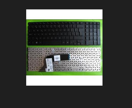 Фотография Laptop Keyboard For HP Probook 4510S 4515S    Black without frame BR Brazil SN5092 SG-33200-40A