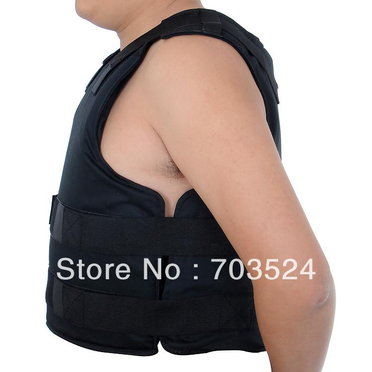 2015 kevlar bulletproof vest Bulletproof Body Armor IIIA Size XXXL costume bulletproof vests(China (Mainland))