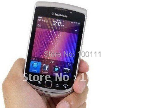 3 pcs /lot BlackBerry 9810 Torch GPS WIFI 5MP JAVA QWERTY Keyboard Unlocked Mobile Phone Free Shipping(Hong Kong)