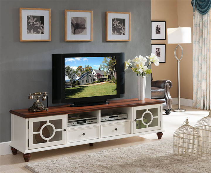 living room lcd tv stand wooden furniture led tv stand design tv ...