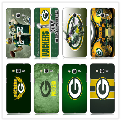 Green Bay Packers white Hard Back Case Cover for samsung galaxy grand prime G530 G530F G530H,free shipping(China (Mainland))
