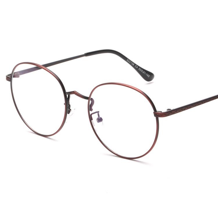 2016 New Harry Potter Glasses Matte Metal Gold Vintage ...