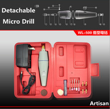 High Power Electric Mini Drill  Mini Super Electric Drill/ Electric Grinder Set+ Power Adapter micro-drilling  With  Accessories