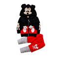 cute causal baby kids sweatshirt pants set lovely cartoon mickey clothes set for 1 3yr children