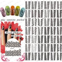 popular french nail art