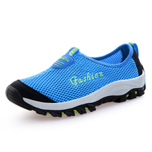 Summer Couple Casual Shoes Fashion Men Shoes Zapatos Footwear Hombre Male Easy-wear Casual Shoes Loafer Flats Shoes Slip On