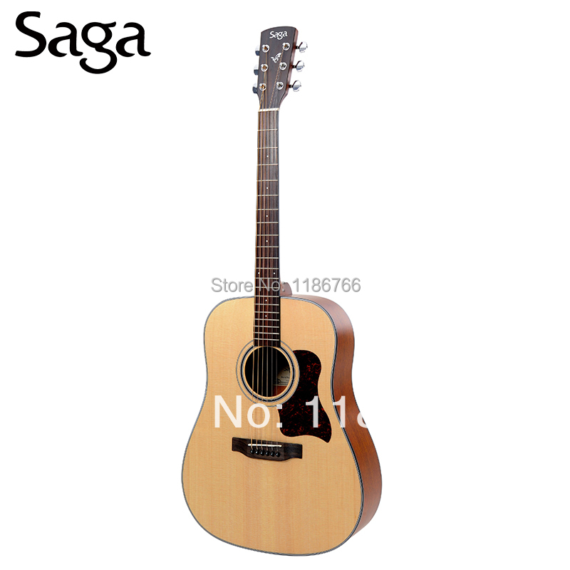 Free Shipping acoustic guitar dreadnaught with perfect finished , D10S(China (Mainland))