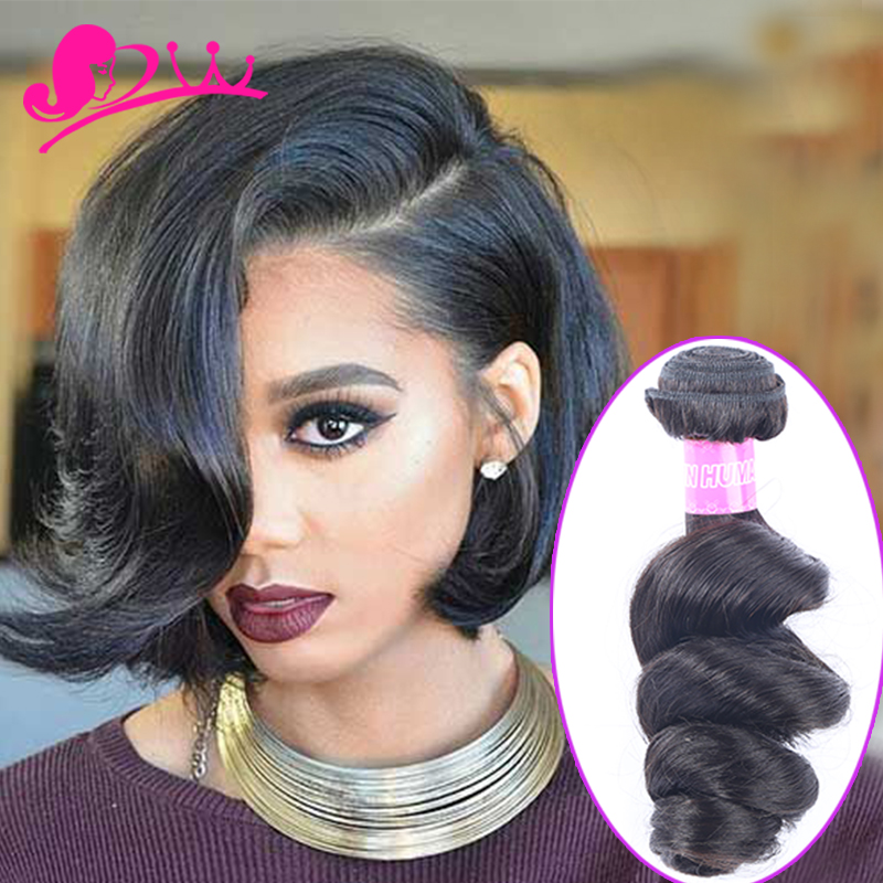 Colodo Womens Wigs Synthetic Hair Lace Front Wig Loose Wave Short Bobs Styles For Summer
