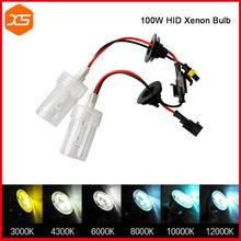 Buy 100W HID XENON BULB CAR HEADLIGHT LIGHT SOURCE H1 H3 H7 H8/H9/H11 9004/9007-1 9005/HB3/H10 3000K 4300K 5000K 6000K, 100W HID for $19.17 in AliExpress store