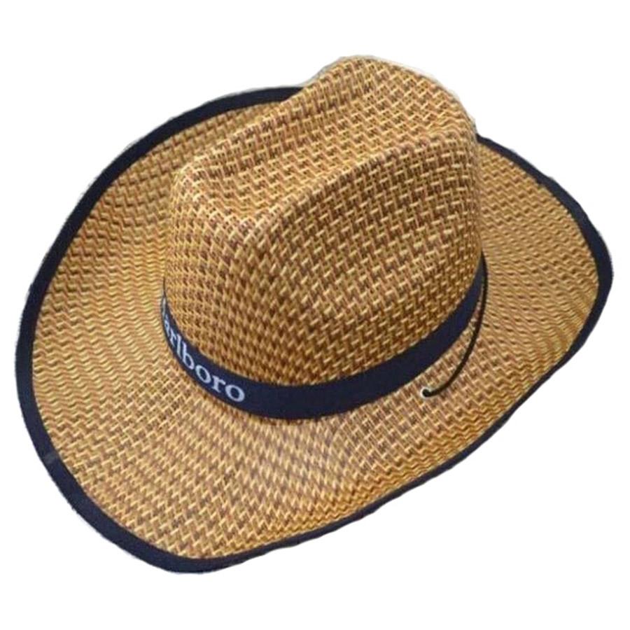 Bamboo weaving straw mat sunshade hat outdoor men homburg west cowboy hat cool fashion bucket hat(China (Mainland))
