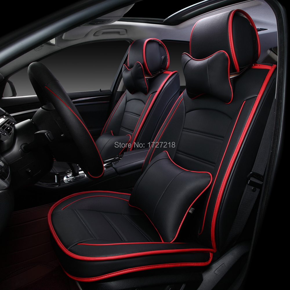 Custom Models Special Purpose 100Leather Car Seat Covers