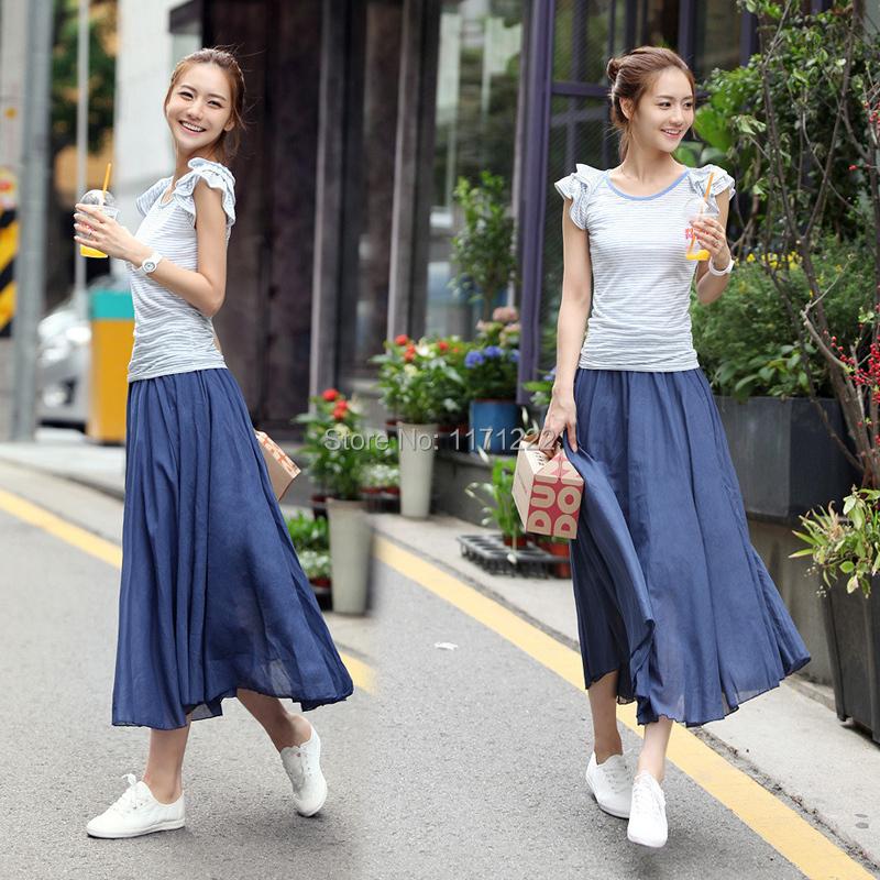 цены на Женская юбка 2015 saias femininas W019 в интернет-магазинах
