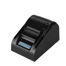 58mm thermal bill printer with 100km Reliability USB/LAN/Bluetooth interface receipt pos printer support linux, win10 zj-5890t(China (Mainland))