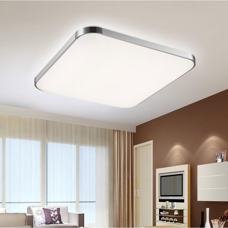 Nuevo techo iluminaciu00f3n interior led luminaria abajur modernas luces ...