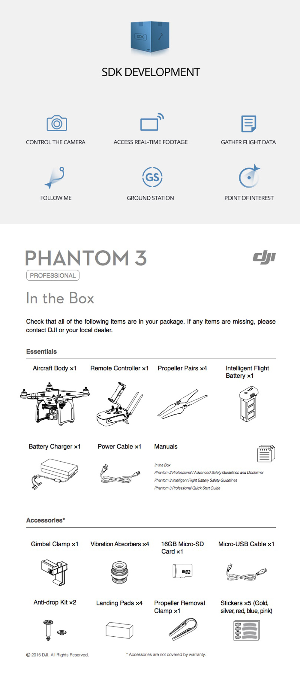 100% Original DJI Phantom 3 Professional Camera Drone With 4K HD Camera RC Helicopter FPV Quadcopter GPS UAV