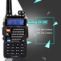 Walkie Talkie portable radio Baofeng UV 5RE Plus Dual Band Two Way Radio Pofung UV 5RE
