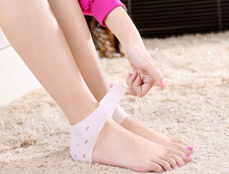1 Pair Silicone Foot Chapped Care Tool Moisturizing Gel Heel Socks Cracked Skin Care Protector Pedicure Health Monitors Massager  1 Pair Silicone Foot Chapped Care Tool Moisturizing Gel Heel Socks Cracked Skin Care Protector Pedicure Health Monitors Massager  1 Pair Silicone Foot Chapped Care Tool Moisturizing Gel Heel Socks Cracked Skin Care Protector Pedicure Health Monitors Massager