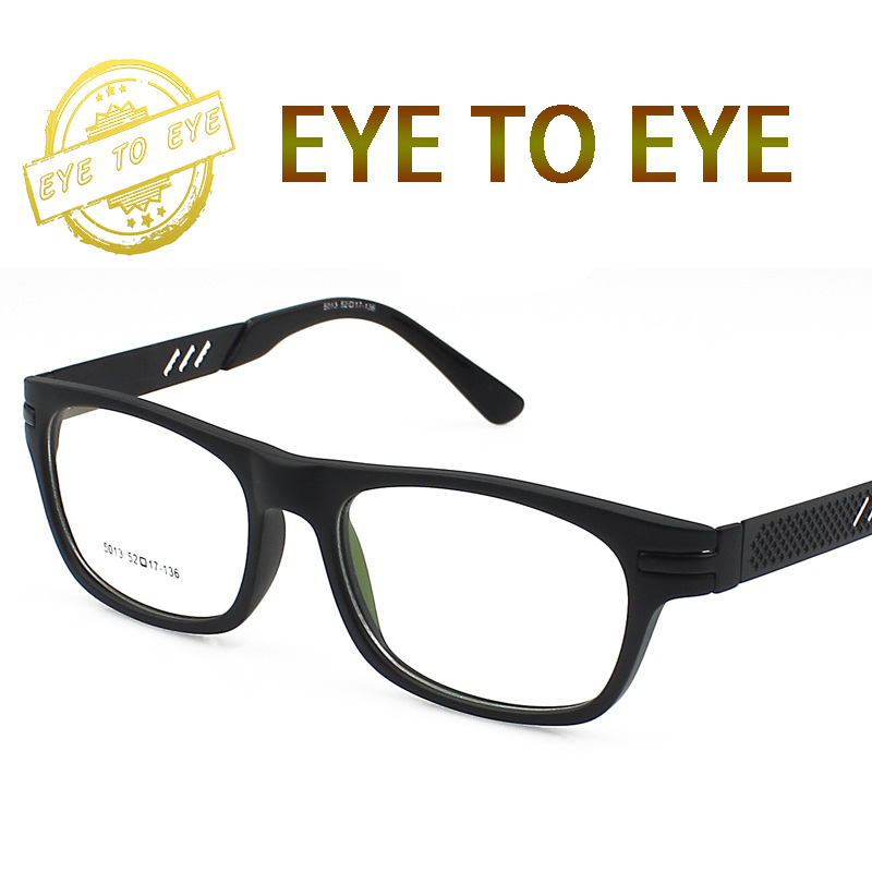 Korean eyeglasses black vintage full rim fashion women men ...