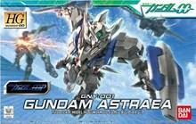 100% Genuine bandai model Free shipping 00-65 HG 1:144 Astrea GNY-001 White Celestial Being /Assembled Gundam model Robot gunpla