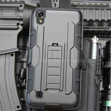 Buy Heavy Duty Hard Armor Case Holster Belt Clip Hybrid Shockproof Phone Stand Cover LG V20 / X Power K220 k220ds 5.3 @ for $3.82 in AliExpress store