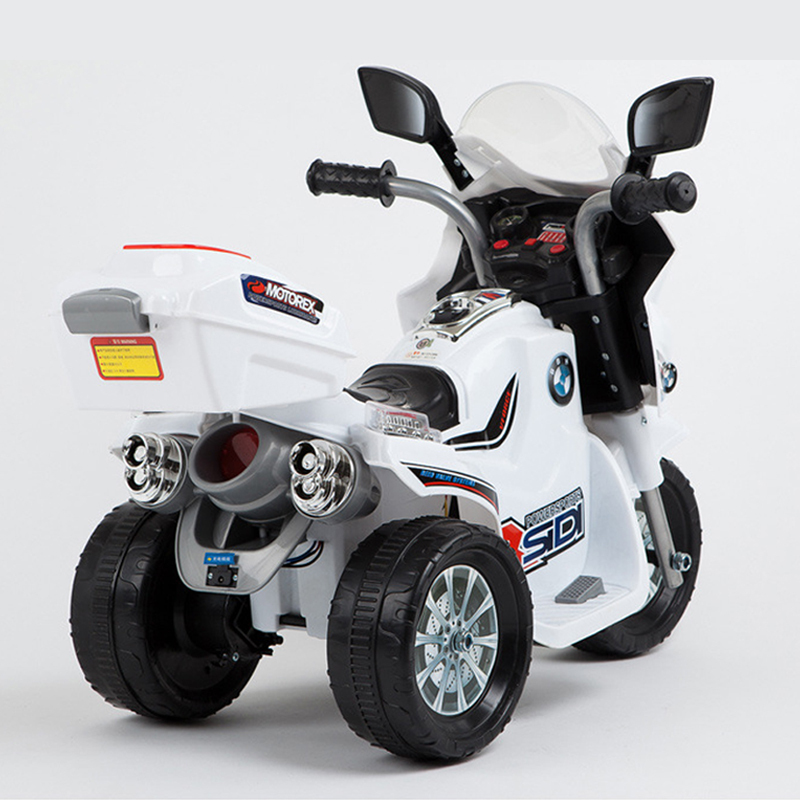 the new gift electric car for kids to drive motorcycle car child tricycle baby can sit
