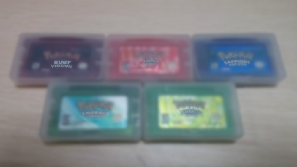 High Quality! Shiny Labels Pokemon English Game Emerald, Fire Red, Ruby, Sapphire Leef Green version do drop shipping Toys(China (Mainland))