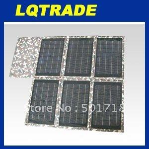 High efficiency  solar panel / 60W Folding solar charging bag / folding  solar energy bag for laptop