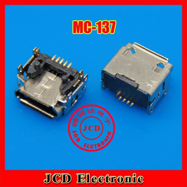 100PCS/LOT for Amazon kindle fire USB jack port plug connector,charging port