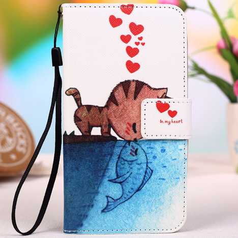 SUPER DEALS Colorful PU Leather Case for Explay Vision Eiffel Tower Butterfly Kitty Girl Brazil Russian Flag Pattern Phone Cover(China (Mainland))
