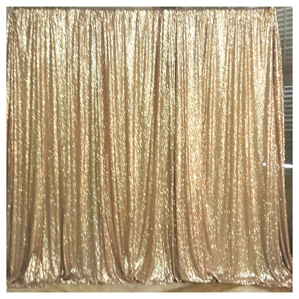 Matte Gold Sequin Curtains Ftxft On Aliexpress Com Alibaba Group