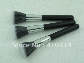 free shipping new synthetic flat top foundation buffer brush wholesale/retail ,love888